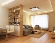 小户型客厅装修地板选择颜色注意事项